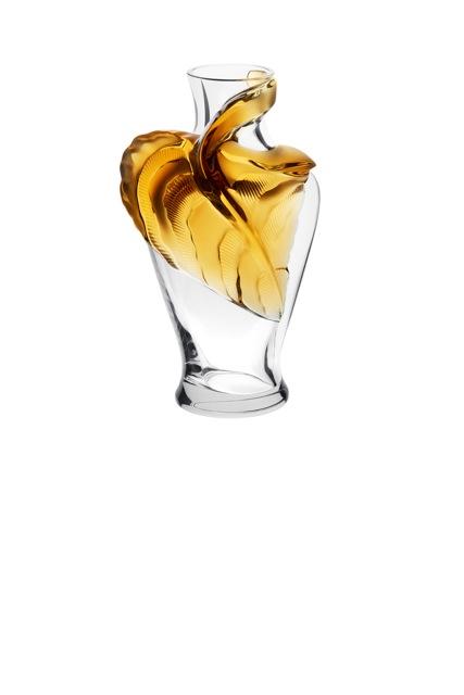 10329600 - Vase Tanega - ambre (EL 488 ex)