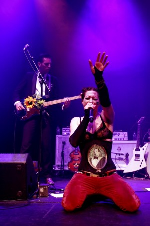 Amanda Palmer at The Roundhouse - AllieSuwanrumpha-TheUpcoming - 3