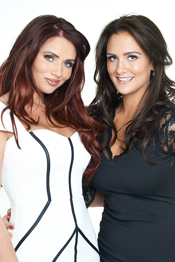 Amy Childs & Alexis