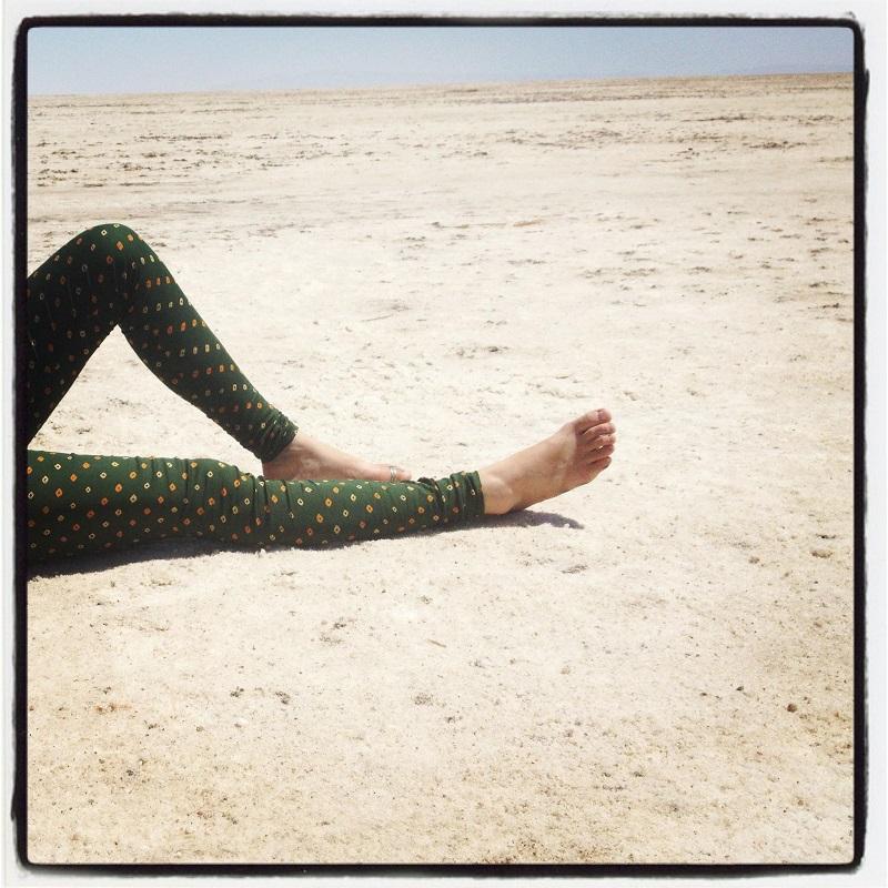 Bhandani lycra leggings