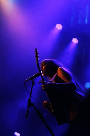 First Aid Kit at Somerset House-Luna Ingrassia-The Upcoming.2JPG