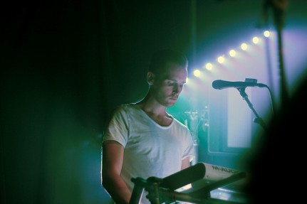 White Lies bring back the 80s with new album Big TV at Hoxton