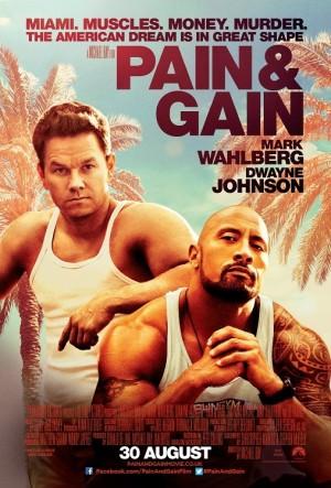 Ver Pelicula Pain & Gain (Dolor y dinero) Online 2013 En HD