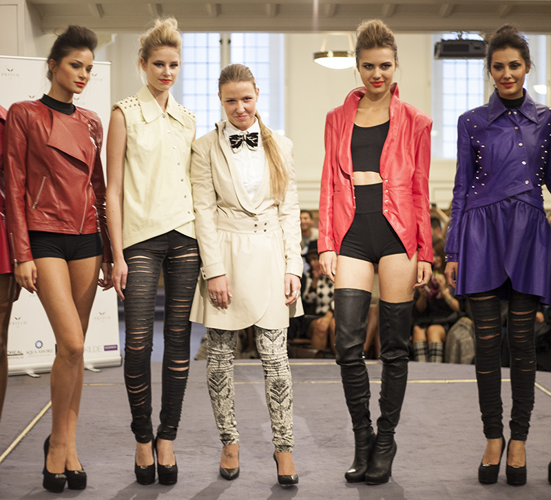LFW SS14 Pritch Martin Evans The Upcoming13