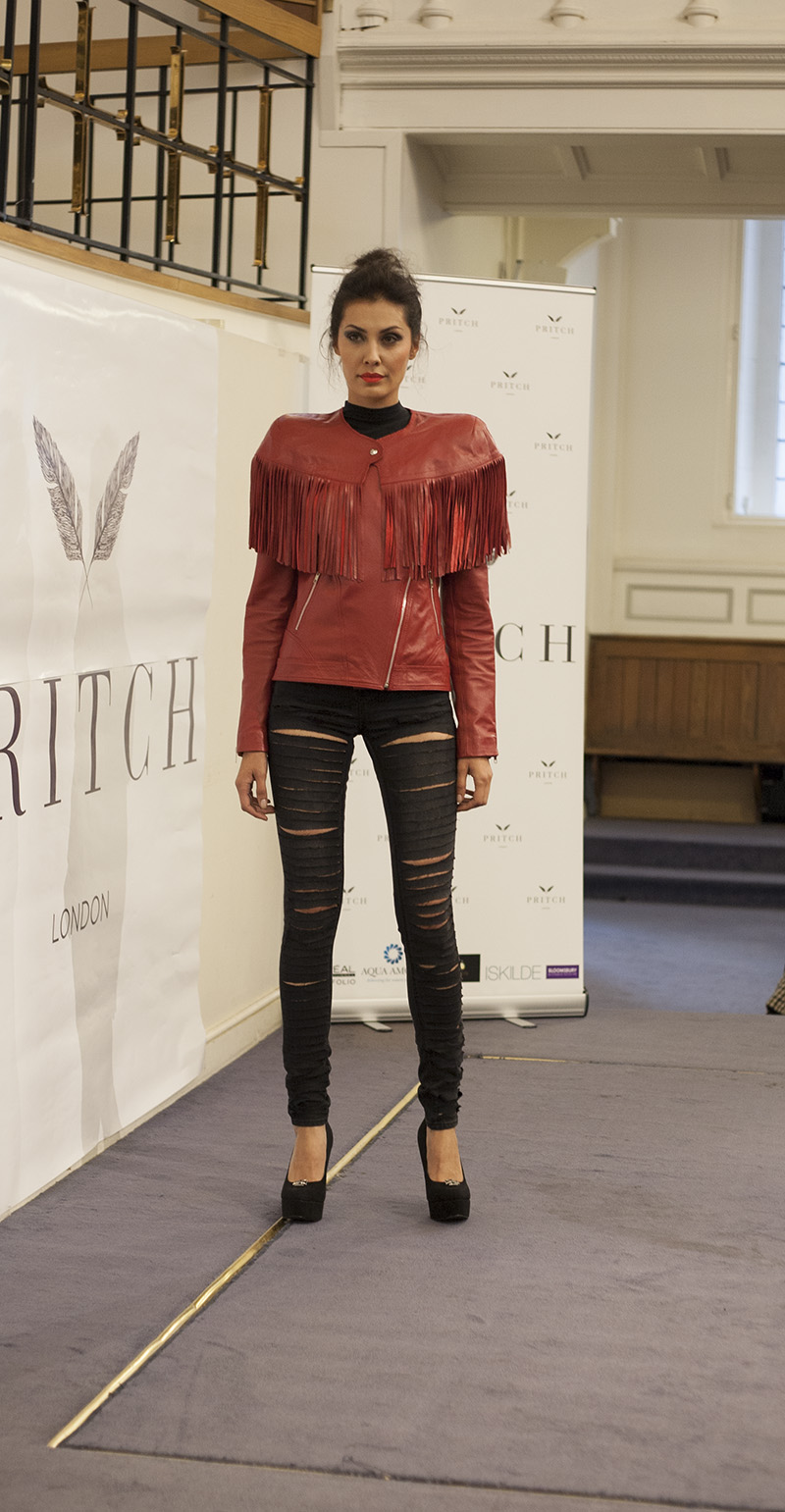 LFW SS14 Pritch Martin Evans The Upcoming5