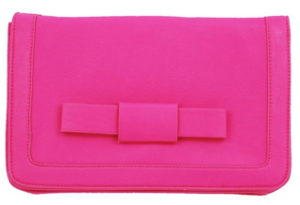 www.chelseadoll.co.uk - RosalindBowClutchBag - £24