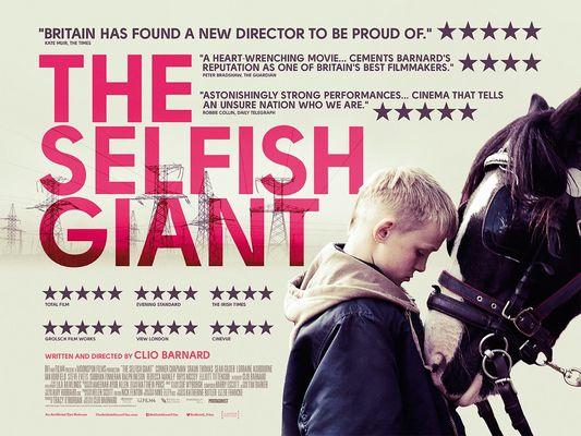 Selfish Giant Poster
