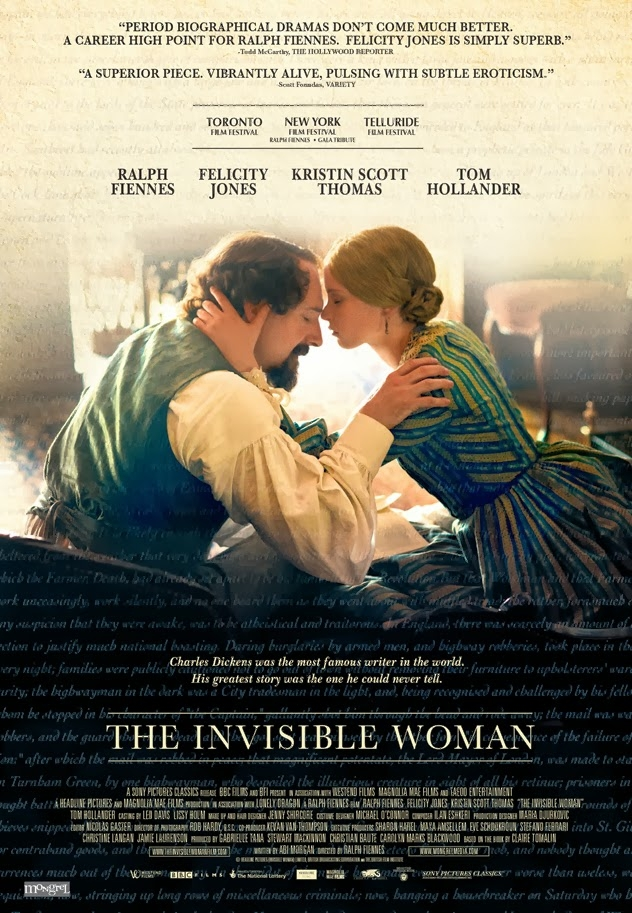 invisible woman poster