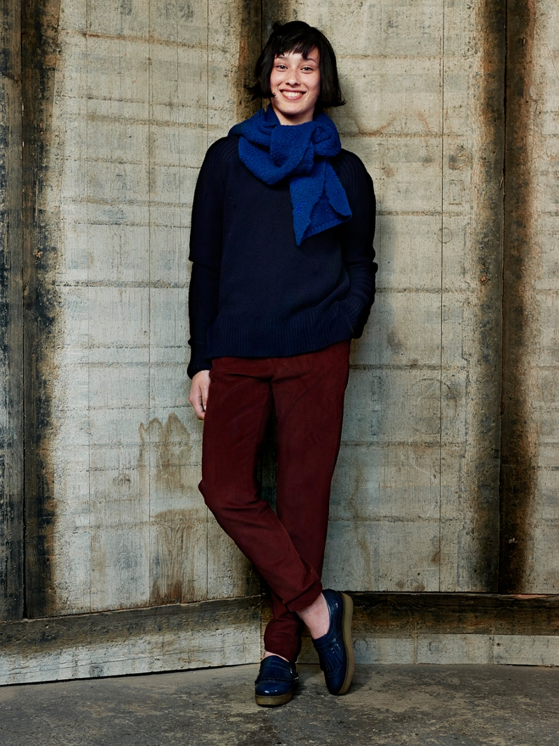 Oliver Spencer launches autumn/winter 2013 women's wear ...
