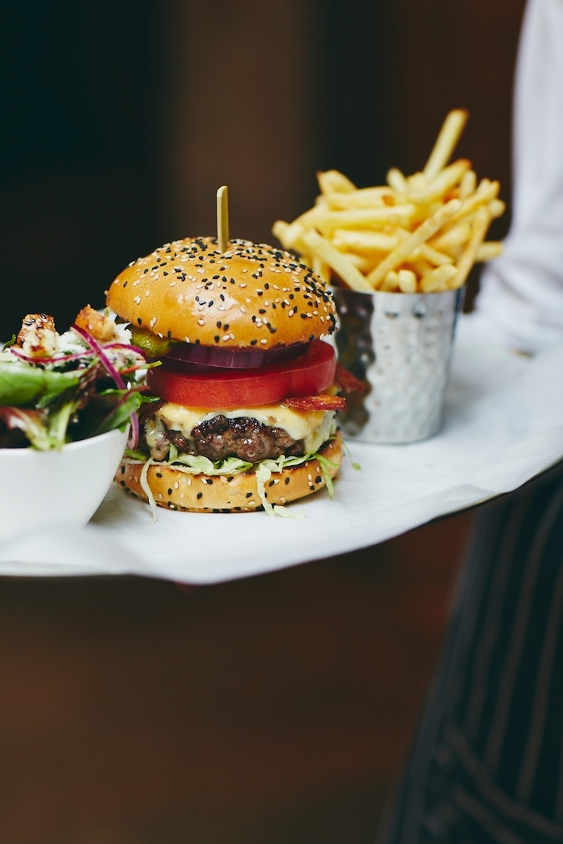 Burger and Lobster in Knightsbridge | Restaurant review | The Upcoming