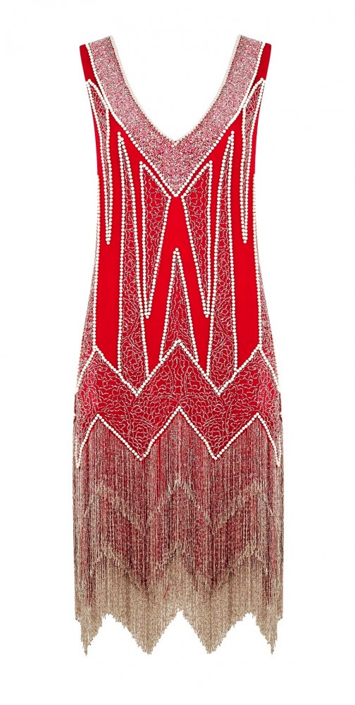 Sparkle in 1920s style: flapper dresses from Miss Selfridge – The ...