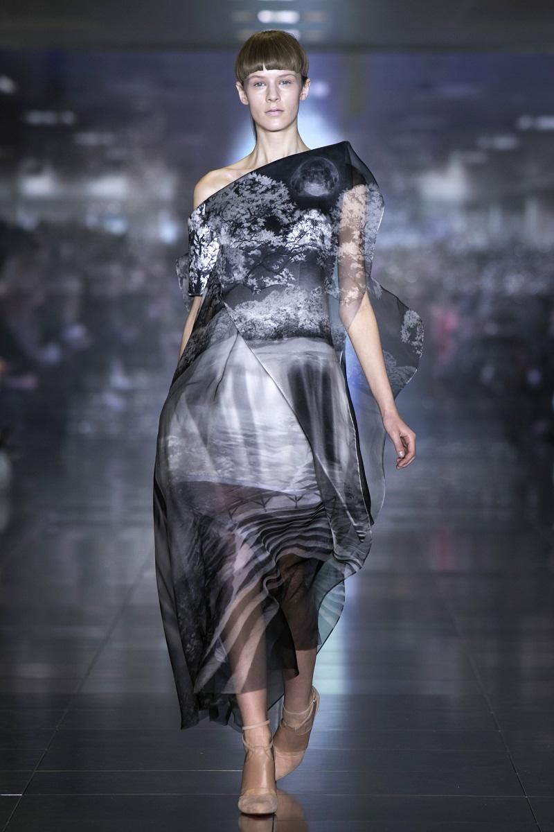 Mary Katrantzou, Ready to Wear Collection, Fall Winter 2013, London Fashion Week