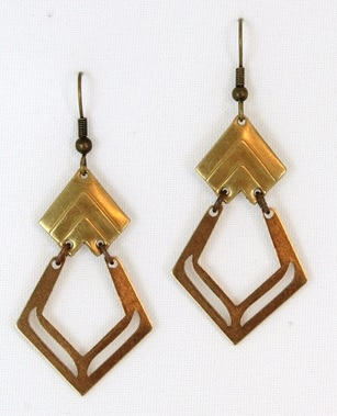 Mishakaudi tilly earrings