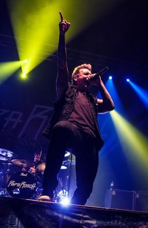 Papa Roach 5-Brixton Academy-Adam Bennett