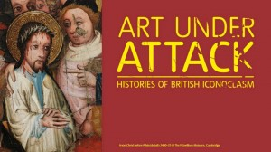 art under attack poster