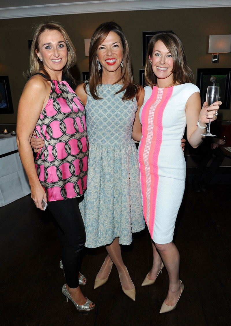 attends the Madderson London Spring/Summer 2014 womenswear collection launch party at Beaufort House, London.
