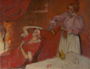 Degas - Colour - National Gallery