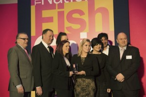 Fish and Chips Award at The Lancaster Hotel - Patricia Atzur - The Upcoming5