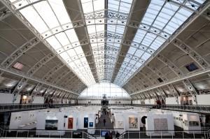 London Art Fair at Buisness Design Center London _FrancescaCapra_The Upcoming_3