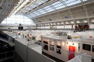 London Art Fair at Buisness Design Center London_FrancescaCapra_The Upcoming_2
