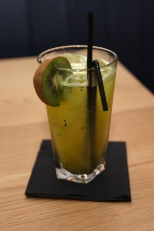 Ottawa Peach Cocktail at Kitchenette - Jack Downes - The Upcoming - 2