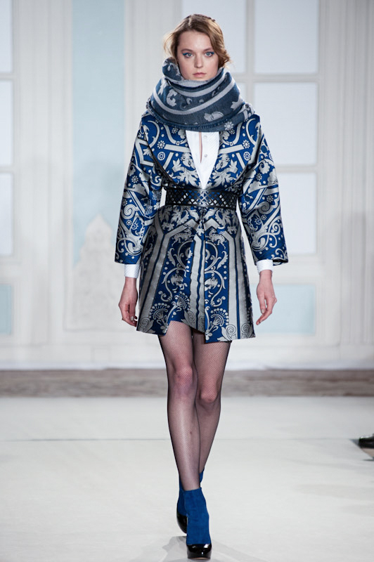 LFW AW14 - Temperley - Krisztian Pinter - The Upcoming -2