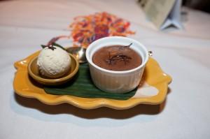 La Portes Des Indes restaurant in MArbel Arch-12