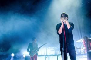 Phoenix at Brixton Academy NME Awards - Filippo LAstorina - The Upcoming - 1