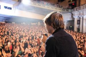 Phoenix at Brixton Academy NME Awards - Filippo LAstorina - The Upcoming - 5