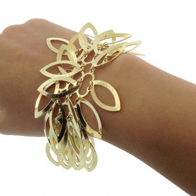 SC leaf me alone bracelet