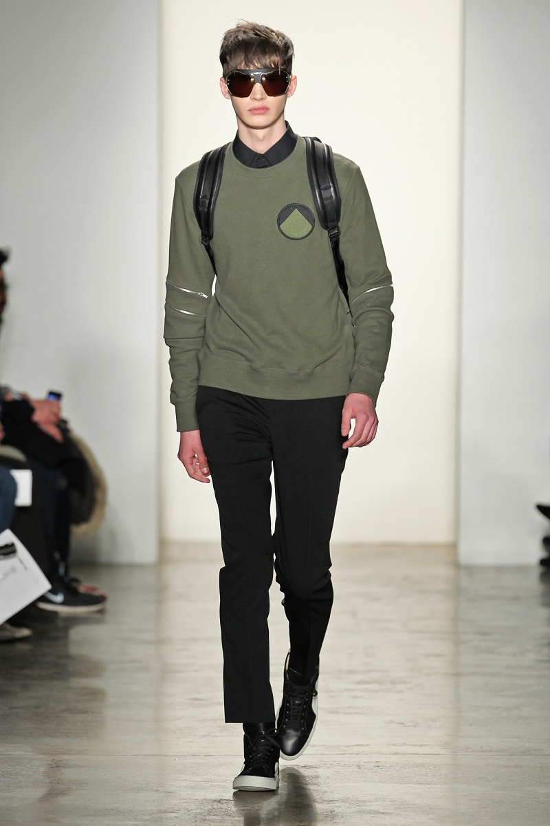 Tim Coppens FW 2014 Collection