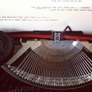 Typewriter ivo