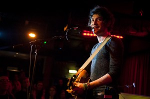 Billy Lockett at The Borderline - Rob Brazier - The Upcoming - 2