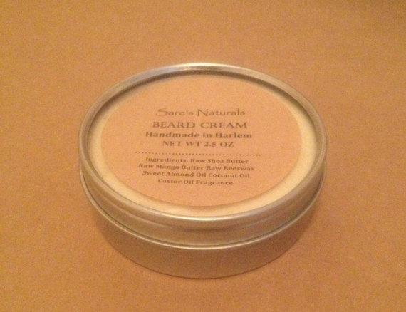 Sares beard cream