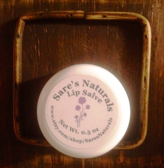 Sares lip salve
