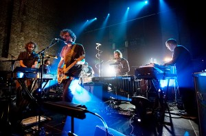 The Notwist at Village Underground - GuifrePeray - The Upcoming - 01