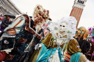 Venice Carnival 2014 - Sunday Masquerade Defile - Ambra Vernuccio - The Upcoming - 17