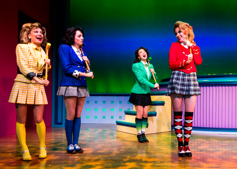 Heathers: The Musical at New World Stages | Broadway ...