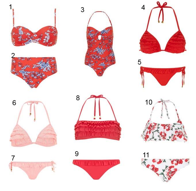 Dorothy Perkins swimwear