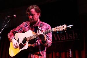 James Walsh at Bush Hall - Rosie Yang - The Upcoming (10-1)