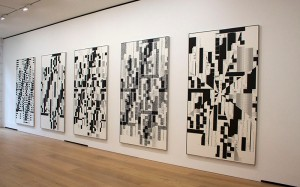 Michael Riedel at David Zwirner - Helle Gylling - The Upcoming - 1