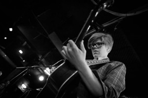 Brett Dennen - at Borderline-The Upcoming-Andrei Grosu 2