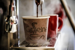 CAFFEINA - MAKING COFFEE 2