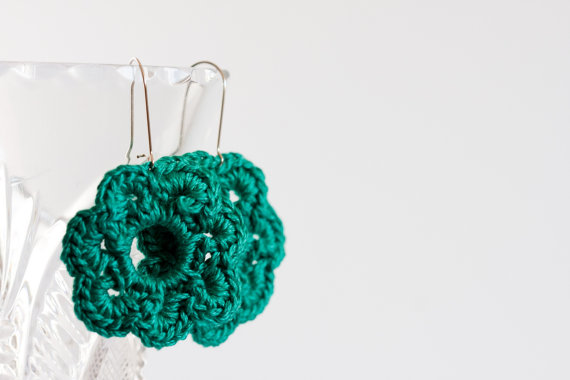 MHP emerald earrings