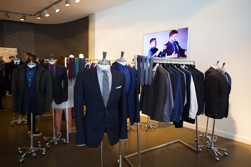 TM Lewin AW14 Menswear Press Day-11