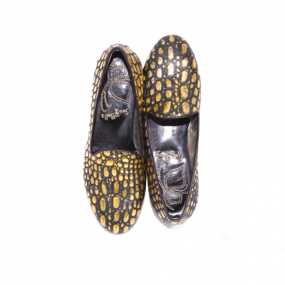 croco shoes