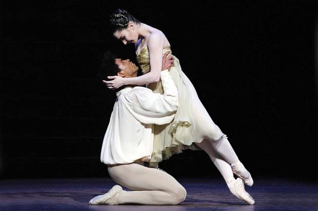Romeo Amp Juliet At The Royal Albert Hall Dance Review