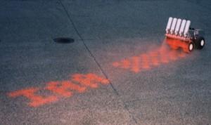 Graffitti Robot 1998