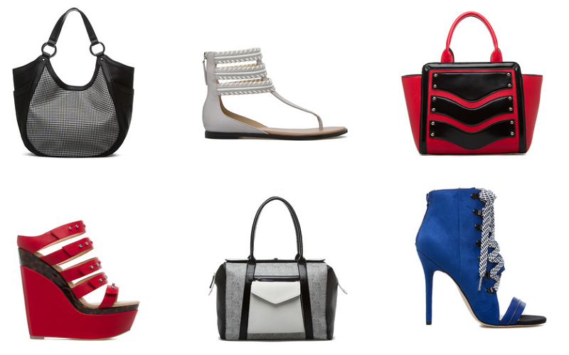 0755354dce3 ... Stefani decided to team up with ShoeDazzle (the US counterpart to  JustFab.co.uk) to create an affordable footwear and handbag range, perfect  for those ...