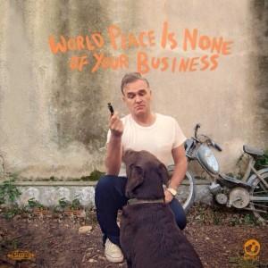 Morrissey World Peace